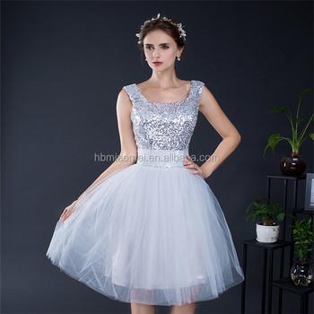 Vestidos de noche cortos para damas