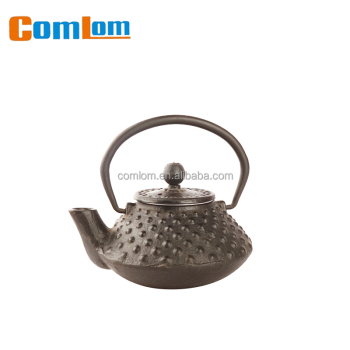 CL1D-CZZ030 Comlom 0.3L wholesale enamel cast iron teapot with infuser