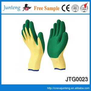 Beekeeper Protective Glove, hand job gloves with pvc dots