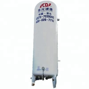 5 CBM Horizontal Liquid Methane Gas Storage Tank