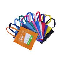 wholesale economic reusable plastic shopping tote bags