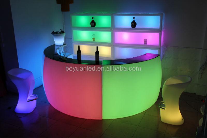 Led bar counter disco table club chair growing table home - Cuadros para bares ...