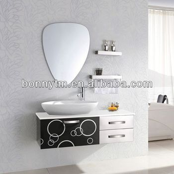 bonnytm buy bathroom cabinet with towel bar and shelf bn