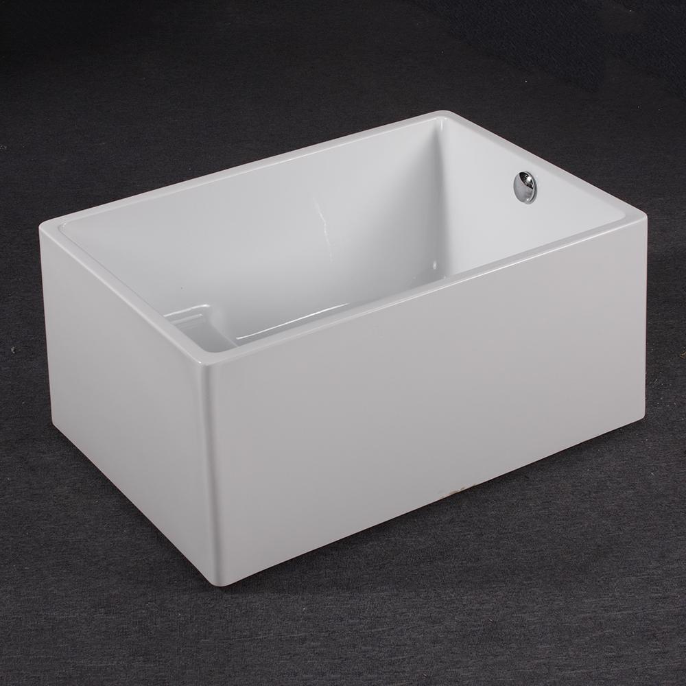 Hs-bz700 New Rectangle Bathtub Factory/bathtub With Seat - Buy ...