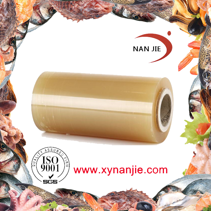Moisture proof packaging film anti fogging PVC food cling film china manufacturer