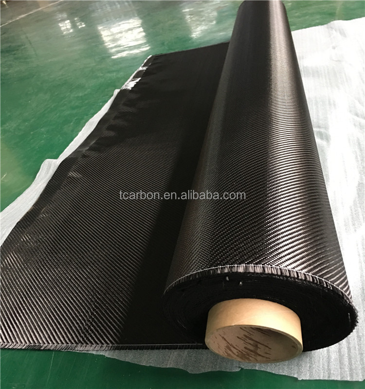 Carbon Fiber 3K 200gsm Twill Woven Fabric