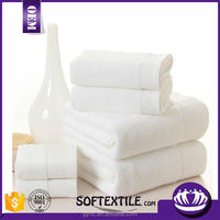 Best Quality 5 Star Hotel Used White Egyptian Cotton Bath Towel Sets