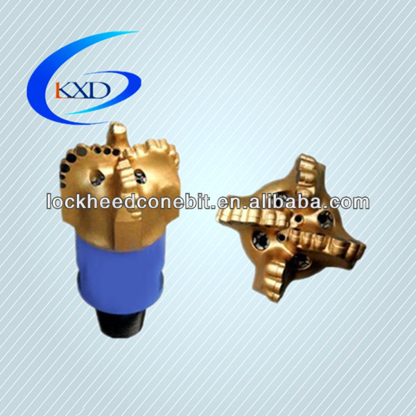 Lockheed supply water well drilling PDC bit