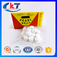 Purity 99% Up Active Ingredient Refined Naphthalene Pearl Balls Insectifuge