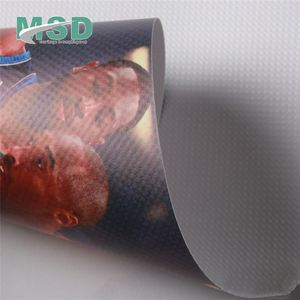 PVC Flex Banner Stock Translucent Film For Printing