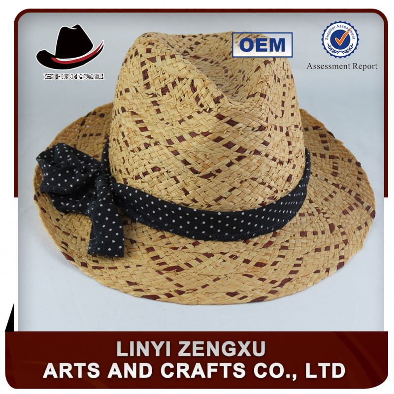 Hot new products children panama hat straw hats