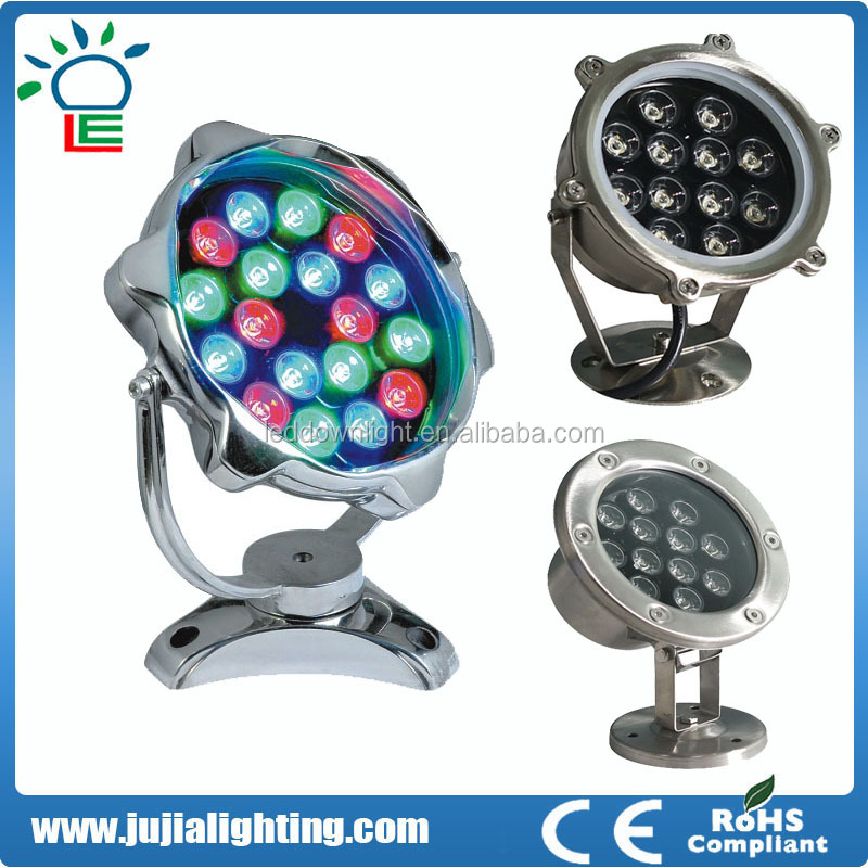 stainless steel led underwater light led pool light