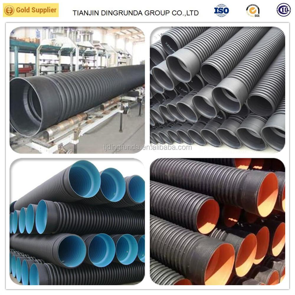 Cheap corrugated plastic drain pipe sizes find corrugated plastic - Corrugated Yellow Drain Pipe Corrugated Yellow Drain Pipe Suppliers And Manufacturers At Alibaba Com