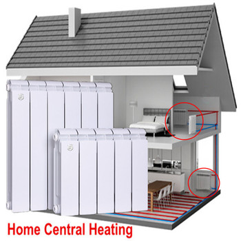 Household Water Heater Central Heating Steel Heating Radiator - Buy ...