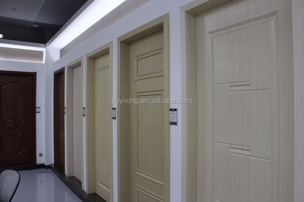 180 degree interior glass hinge swing door solid wood door for 180 degree swing door