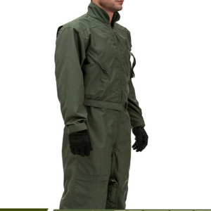 workwear uniform China manufacturer custom military flight overall pilot uniform coveralls uniform
