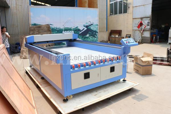 Easy Operate Link Lxj 1325 Laser Machine For Cutting Wood