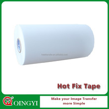 Hot Fix Tape Roll For Hot Fix Rhinestone Design