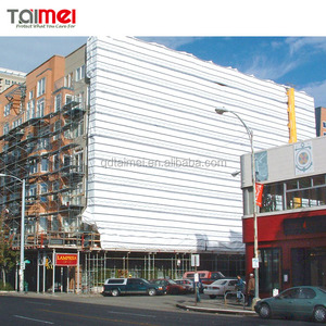 Flame Retardant Grades Temporary Scaffold Sheeting for Containment Solutions