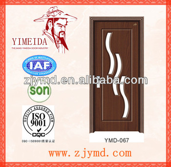PVC sliding glass door