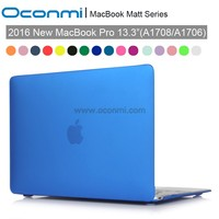Hard Matte Laptop Shell Case For 2016 New MacBook Pro 13.3 Inch With Touch Bar A1708/A106