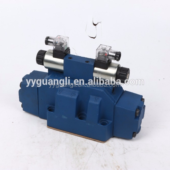 4WEH25E-L6X-* Solenoid Controlled Pilot Operated Directional <strong>Valves</strong>