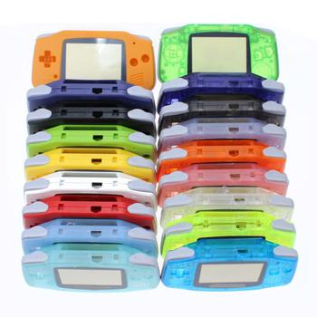 For Gameboy Advance Housing Colors Replacement Housing Shell Case Cover for Gameboy Advance for GBA