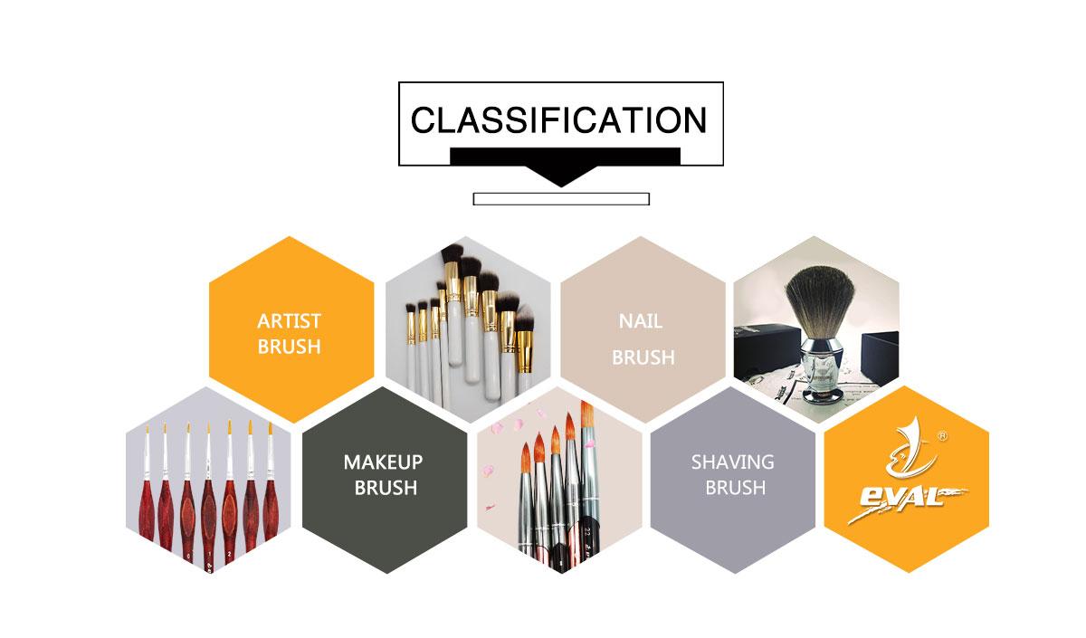 Jiangxi Yihuale Brush Co., Ltd. - Artist Painting Brush, Nail Art Brush