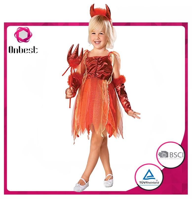 498Костюмы дьявола для девочек