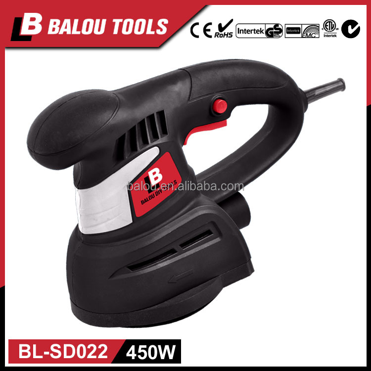 GS CE approved max power air belt sander