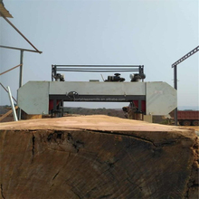 Tree Harvest Band Saw Log Cutting Band Saw Large Wood Band Saw For Sale