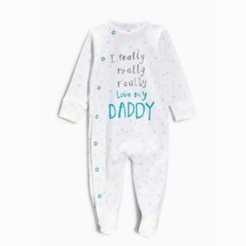 4d4cc7e596d8 Oem Baby One Piece Footed Sleepers Boys Footed One Piece Pajamas ...