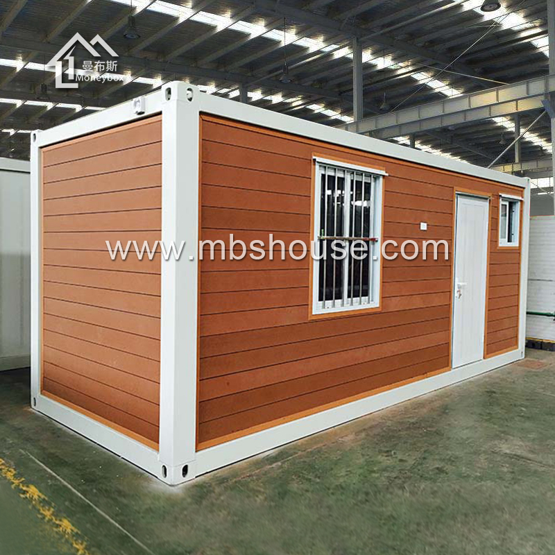 Luxury Prefabricated Container House Home For Hotel/Office/Accommodation/Shop/Classroom
