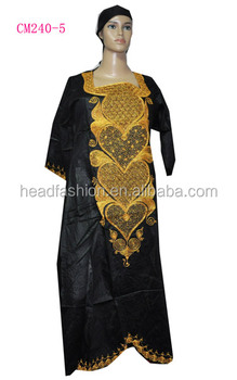 c05544f5345 plus size clothing dropshipping bazin riche clothes embroidery black bazin  kaftan dresses for women
