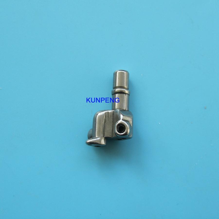 Ball Wire Hemmer for JUKI DDL-5550 HIGH Shank,Scroll KUNPENG #KP-PF10-1 1SET Hemmer FEET