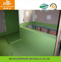 construction waterproofing and decoration polyurethane coating