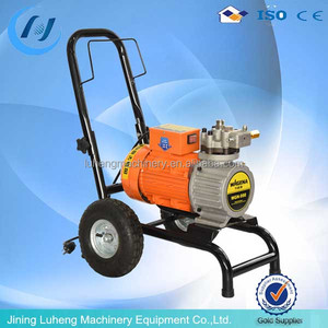 Wall Painting Spraying High Pressure Electric Airless Paint Sprayer For Sale