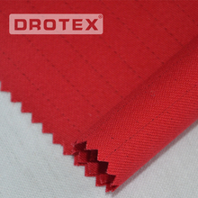 Firepro 250gsm Fire Retardant Treatment Cloth Material Fabric,Oeko Tex Anti-Static Flame Resistant Fabric,Fire Proof Esd Fabric