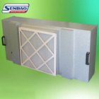 Demountable FFU hepa fan filter unit with low noise for ultra clean room