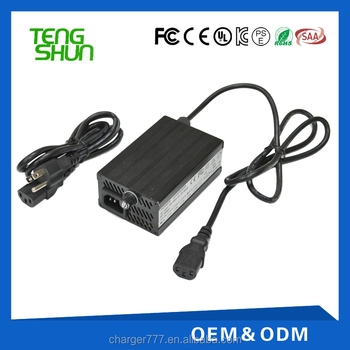 high power electric scooter lifepo4 charger 48v 2a