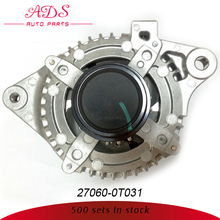 ZRE152/COROLLA/VIOS/YARIS DENSO ALTERNATOR FOR CARS OEM:27060-0T031