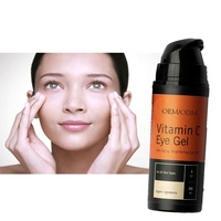 OEM Private Label Natural Organic Firming Anti Aging Anti Wrinkle Lifting Moisturizing Retinol Eye Cream Eye Gel