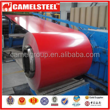 China PPGI Zinc Tile Steel Coil Companies Camel Group