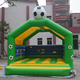 Used to outdoor playground Football sport inflatable bouncer jumping castle
