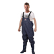 Adjustable Elastic Suspenders PVC Boot Convenient Fly Fishing Breathable Full Body waders
