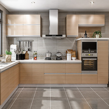 Harga Yang Kompeif Model Kabinet Dapur Lemari Desain Sederhana Baru
