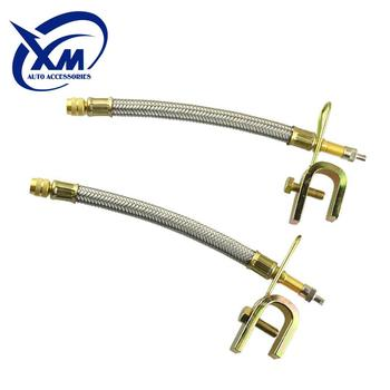 Approved  For Tire Rubber Stem Brass Flexible Valve Extensions