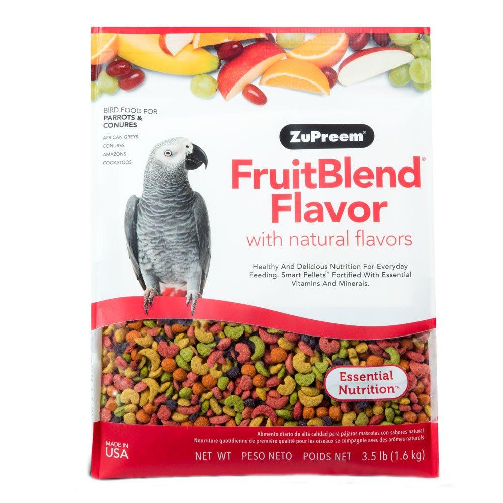 Medium-Large Fruit Blend Diet
