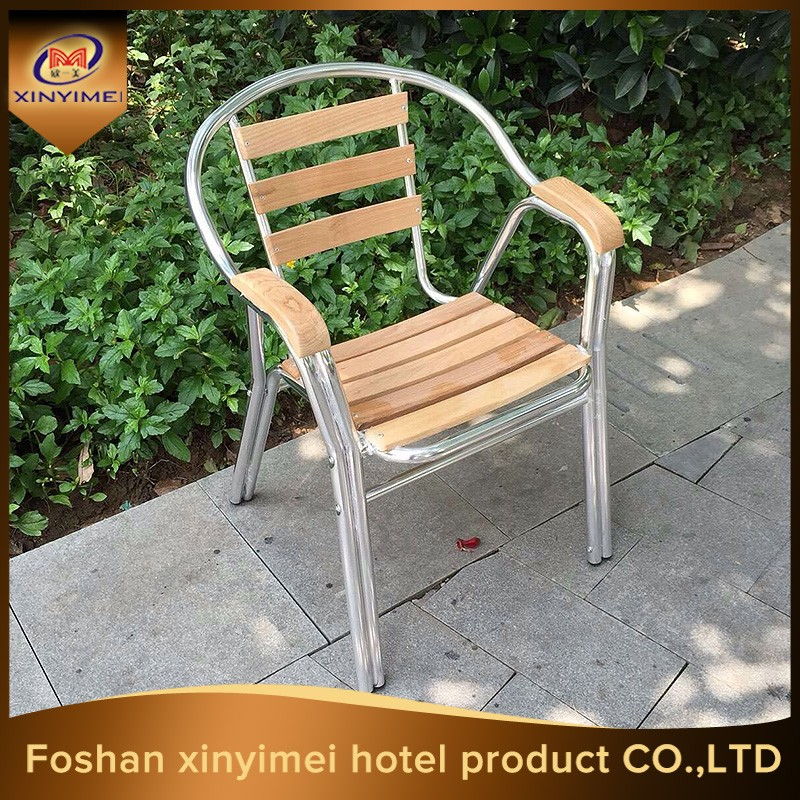 Modern Cheap Aluminum Outdoor Accent Chair