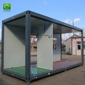 CHENGZHU brand design good quality luxury ecofriendly homes prefabricated tiny container house